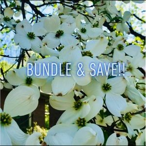 Bundle Items for a Discount!